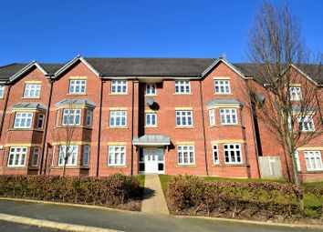 Thumbnail 2 bed flat for sale in Brattice Drive, Swinton, Manchester