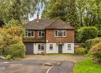 Thumbnail 5 bed detached house for sale in Loxford Way, Caterham, Surrey