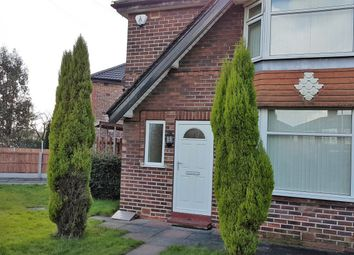 Thumbnail 3 bedroom semi-detached house to rent in Oxford Rd, Salford, Manchester