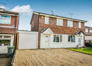 Thumbnail 2 bed semi-detached house for sale in Dalmahoy Close, Winsford