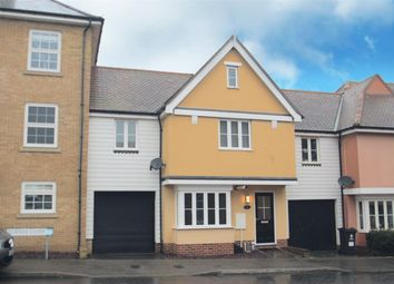 Thumbnail 3 bed terraced house for sale in Turner Close, Clacton-On-Sea