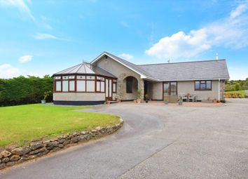 Thumbnail 4 bed detached bungalow for sale in Common Moor, Liskeard, Cornwall