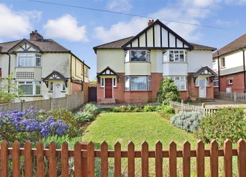 Thumbnail 3 bed semi-detached house for sale in London Road, Ditton, Aylesford, Kent
