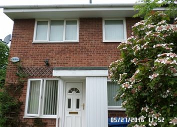 Thumbnail 1 bed terraced house to rent in Mayfair Close, Warrington