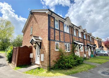 Thumbnail 2 bed end terrace house for sale in Sandstone Close, Winnersh, Berkshire