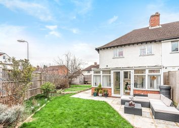 Thumbnail 3 bedroom end terrace house for sale in Fleetwood Road, Kingston Upon Thames