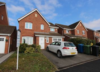 Thumbnail 4 bed detached house for sale in Leyland Road, Glascote, Tamworth