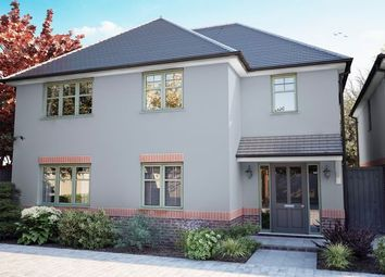 Thumbnail 4 bed detached house for sale in Main Road, Bosham, Chichester