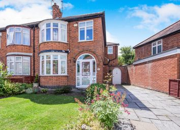 3 bed semi-detached house for sale in Parvian Road, Leicester LE2