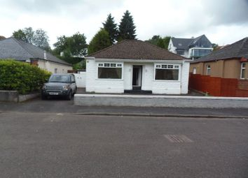 Thumbnail 2 bed detached house to rent in Lochview Road, Bearsden, Glasgow G611Pp