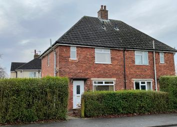 3 bed semi-detached house for sale in Addison Drive, Lincoln LN2