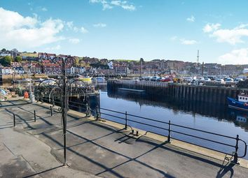 Thumbnail 2 bed flat for sale in New Quay Road, Whitby