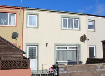 Thumbnail 3 bed terraced house for sale in Dalrymple Court, Stranraer