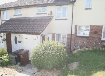 Thumbnail 1 bed maisonette to rent in The Heathers, Woolwell, Plymouth