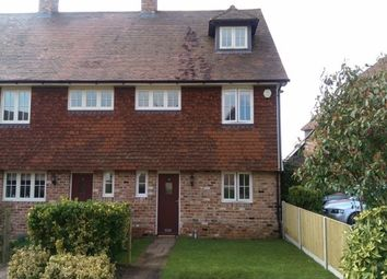 Thumbnail 3 bed end terrace house to rent in St. Pauls Court, Lynsted, Sittingbourne