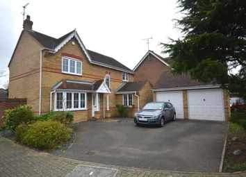 Thumbnail 4 bed detached house to rent in Highclere Road, Great Notley, Braintree