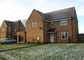 Thumbnail 3 bed detached house to rent in Ramsden Close, Driffield