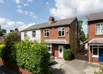 Thumbnail 4 bed semi-detached house for sale in Hull Road, York