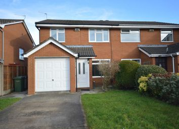 Thumbnail 3 bed semi-detached house to rent in Stevenson Drive, Spital, Wirral