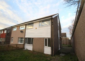 Thumbnail 4 bed semi-detached house for sale in Newhall Chase, Middleton, Leeds