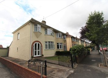 Thumbnail 3 bed semi-detached house for sale in St Francis Road, Keynsham, Bristol