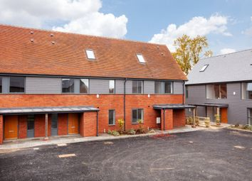 Thumbnail 3 bed terraced house for sale in Brickyard Lane, Reed, Royston