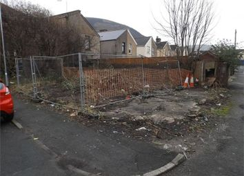 Land for sale in Edward Street/Glyndwr Street, Port Talbot, West Glamorgan. SA13