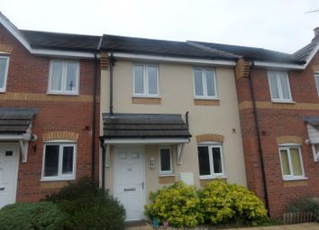 Thumbnail 3 bedroom terraced house to rent in Main Road, Brereton, Rugeley