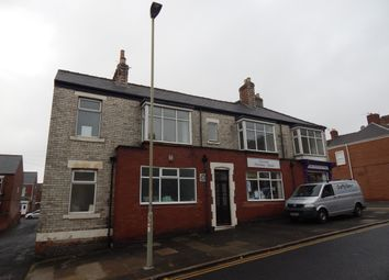 Thumbnail 3 bed flat for sale in Baring Street, South Shields