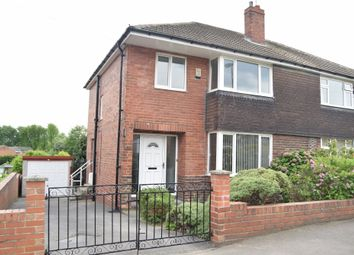Thumbnail 3 bed semi-detached house to rent in St Johns Mount, Wakefield
