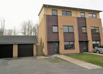Thumbnail 4 bed semi-detached house for sale in Northridge Mews, Halton Brook, Runcorn