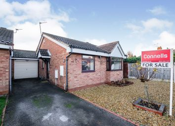 Thumbnail 2 bed bungalow for sale in Albion Field Drive, West Bromwich