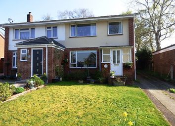 Thumbnail 3 bed semi-detached house to rent in Charnwood Crescent, Chandlers Ford, Eastleigh