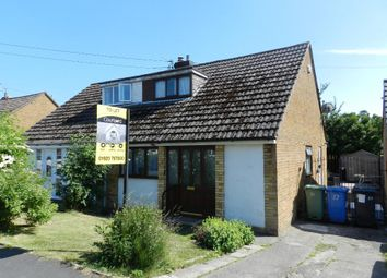 Thumbnail 2 bed semi-detached house to rent in Browmere Drive, Croft, Warrington