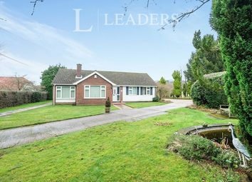 Thumbnail 3 bed detached house to rent in Old London Road, Knockholt, Sevenoaks