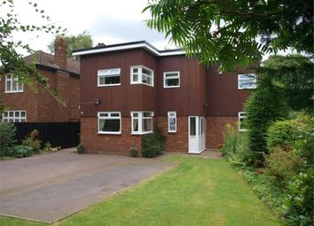 Thumbnail 3 bed detached house for sale in Rolleston Road, Burton-On-Trent, Staffordshire