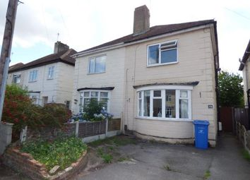 Thumbnail 3 bedroom semi-detached house for sale in Frederick Avenue, Alvaston, Derby, Derbyshire