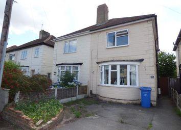 Thumbnail 3 bed semi-detached house for sale in Frederick Avenue, Alvaston, Derby, Derbyshire