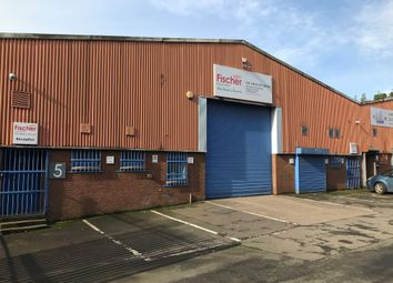 Thumbnail Industrial to let in Townmill Road, Glasgow
