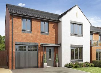 Thumbnail 4 bed detached house for sale in Plot 63, Synders Way, Lawley, Telford