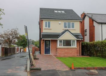 Thumbnail 4 bed detached house for sale in Westgate Avenue, Ramsbottom, Bury