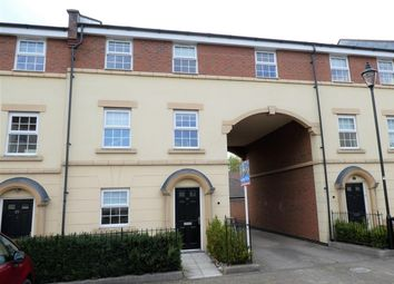 Thumbnail 3 bedroom town house for sale in Willington Road, Swindon