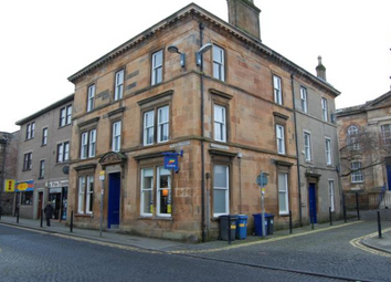 Thumbnail 1 bed flat to rent in Church Street, Port Glasgow
