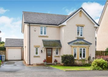 Thumbnail 4 bed detached house for sale in Woodlands Avenue, Lanark