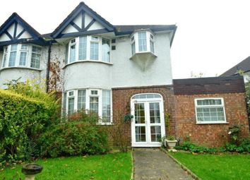 Thumbnail 5 bed semi-detached house to rent in Ruislip Road East, London