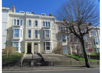 Thumbnail 2 bed flat for sale in Woodland Terrace, Plymouth