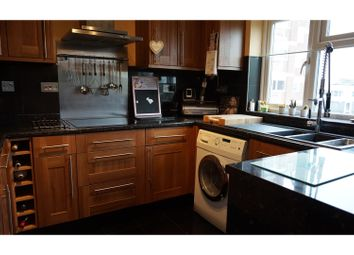 Thumbnail 2 bed flat for sale in Elmhurst Road, Gosport