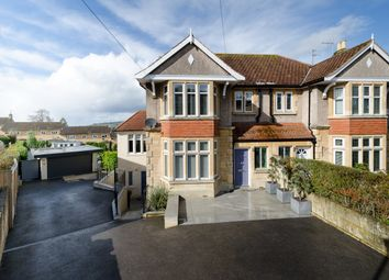 Thumbnail 4 bed semi-detached house for sale in Bloomfield Grove, Bath