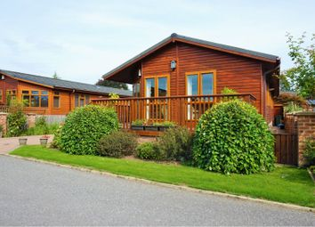 Thumbnail 2 bed lodge for sale in Mill Garth Park, York