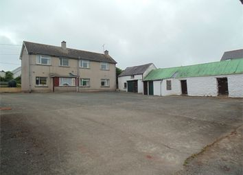 Thumbnail 3 bed detached house for sale in The Farm, Main Road, Waterston, Milford Haven, Pembrokeshire